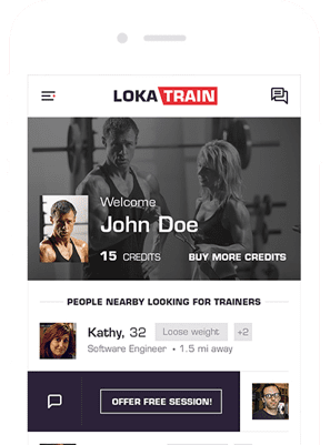 Loka Train App Developer